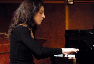 Evgenia Rubinova, Alte Oper