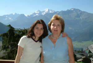 Evgenia Rubinova & Françoise Logan, Verbier Festival