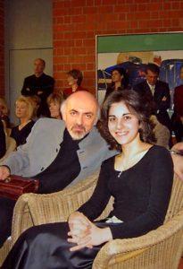 Lev Natochenny & Evgenia Rubinova, Frankfurt